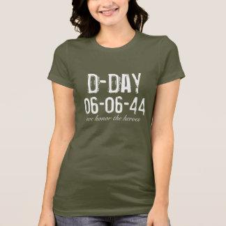 D-Day, 06-06-44 T-Shirt