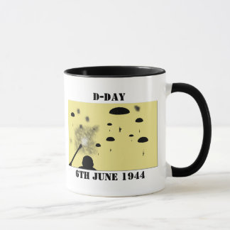D-DAY, 6TH June 1944, DAD Mug