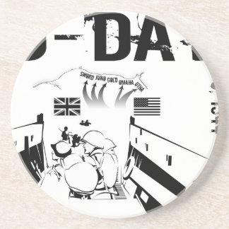 D-DAY DRINK COASTER
