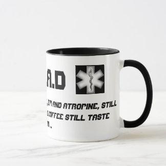 D.E.A.D EMS Dark humor mug