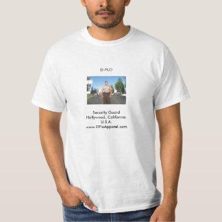 D-FLO Security Guard T-Shirt
