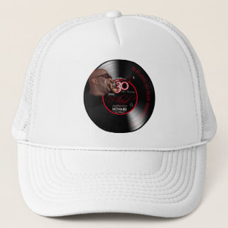 D. FLOYD 30yrs COMMERATIVE FITTED CAP Trucker Hat