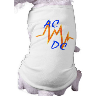 D ~ HIGH ENERGY DOGS NAMES PERSONALIZED PET SHIRT