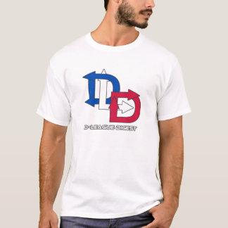 D-League Digest Plain White T T-Shirt