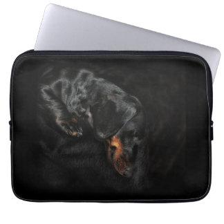 D Nora WLL Laptop Sleeve