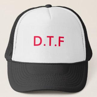 D.T.F TRUCKER HAT