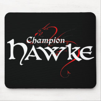 DA2 - Champ HAWKE - mousepad (dark)