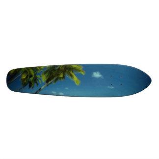 da beach skateboard decks
