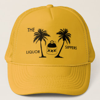 DA BEACH TRUCKER HAT