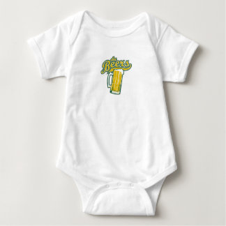 Da Beers Baby Baby Bodysuit
