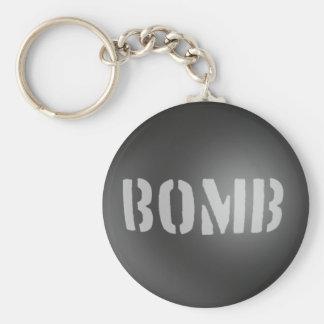 Da bomb2 keychain