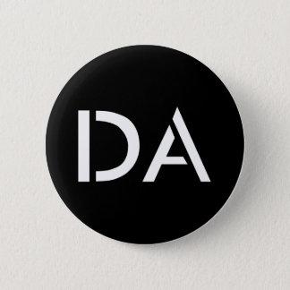 DA classic logo button