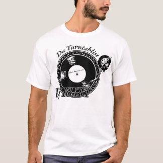 Da Turntablist DJ Kutt T-Shirt