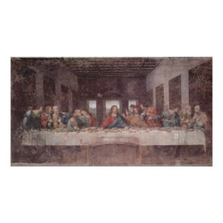Da Vinci, Leonardo - The Last Supper Poster