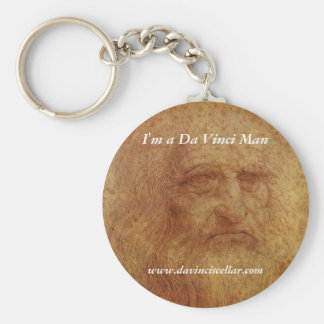Da Vinci Man Key Chain 2