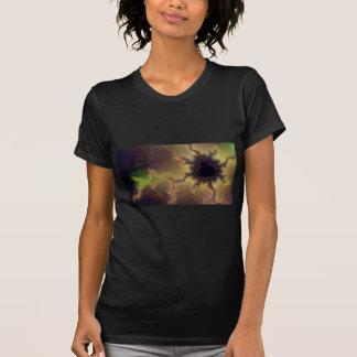 Da Vinci  Mandelbrot Zoom T-Shirt