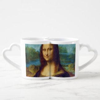 Da Vinci: Mona Lisa Coffee Mug Set