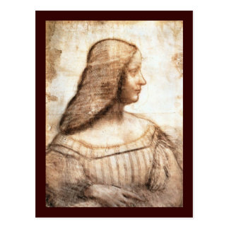 da Vinci Postcard