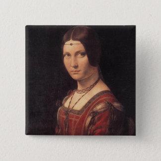 da Vinci Square Button