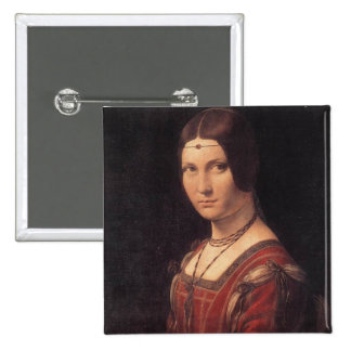 da Vinci Square Button