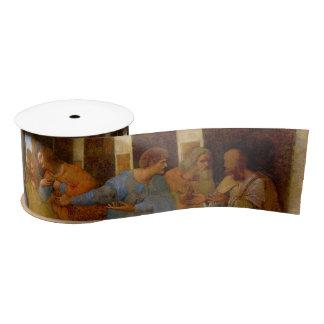 Da Vinci The Last Supper Satin Ribbon