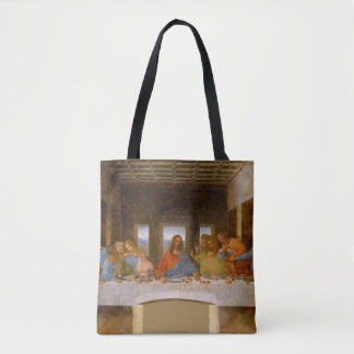 Da Vinci The Last Supper Tote Bag