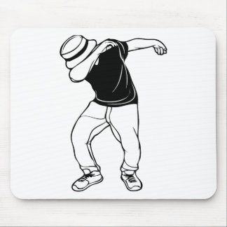 Dab Dance Mouse Pad
