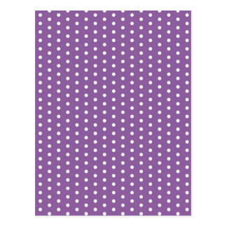 dab flieder purple (several products selected) postcard