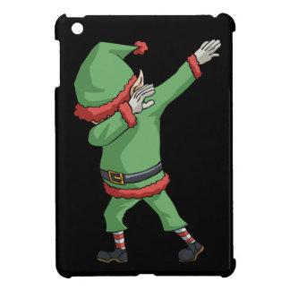 Dab Santa Elf Funny Novelty Christmas Gift Items iPad Mini Covers