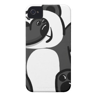 Dabbing Animals Panda Case-Mate iPhone 4 Cases