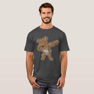 Dabbing Bulldog Dab T-Shirt