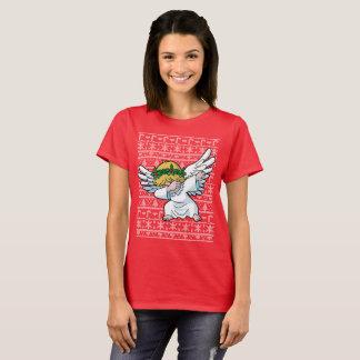 Dabbing Christmas Angel T-Shirt