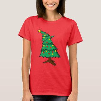 Dabbing Christmas Tree Dab Dance T-Shirt