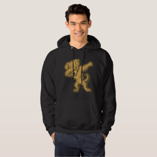 Dabbing Golden Retriever Dog Dab Hoodie