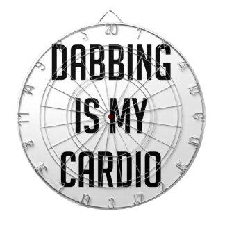 Dabbing is my Cardio Dartboard