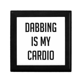 Dabbing is my Cardio Gift Box