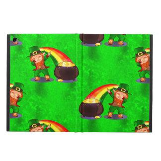 Dabbing Leprechaun Case For iPad Air