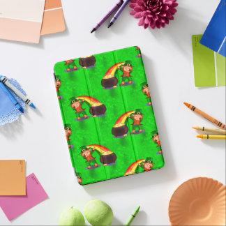 Dabbing Leprechaun iPad Air Cover