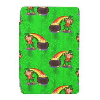 Dabbing Leprechaun iPad Mini Cover
