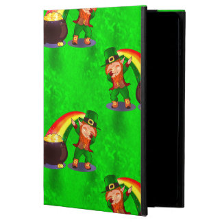 Dabbing Leprechaun Powis iPad Air 2 Case