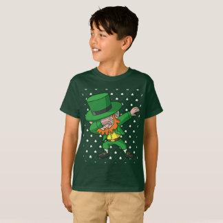 Dabbing Leprechaun St Patrick's Day T-Shirt