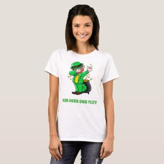 Dabbing Leprechaun T-Shirt