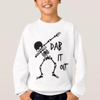 Dabbing Skeleton, gifts for teens Sweatshirt