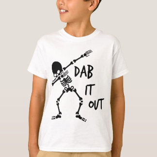 Dabbing Skeleton, gifts for teens T-Shirt