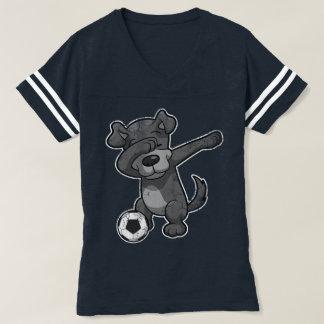 Dabdog Dabbing Dog Soccer T-shirt