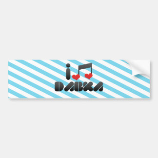 Dabka Bumper Sticker