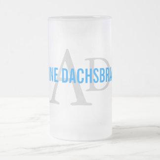 Dachsbracke alpin tasse à café