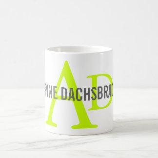 Dachsbracke alpin mug
