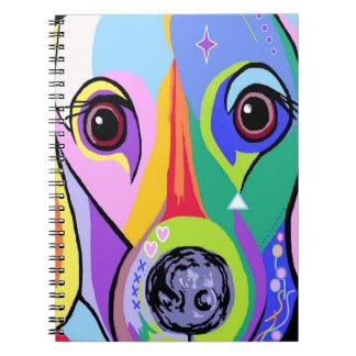 Dachshund 2 notebook