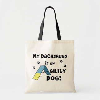 Dachshund Agility Dog Bag